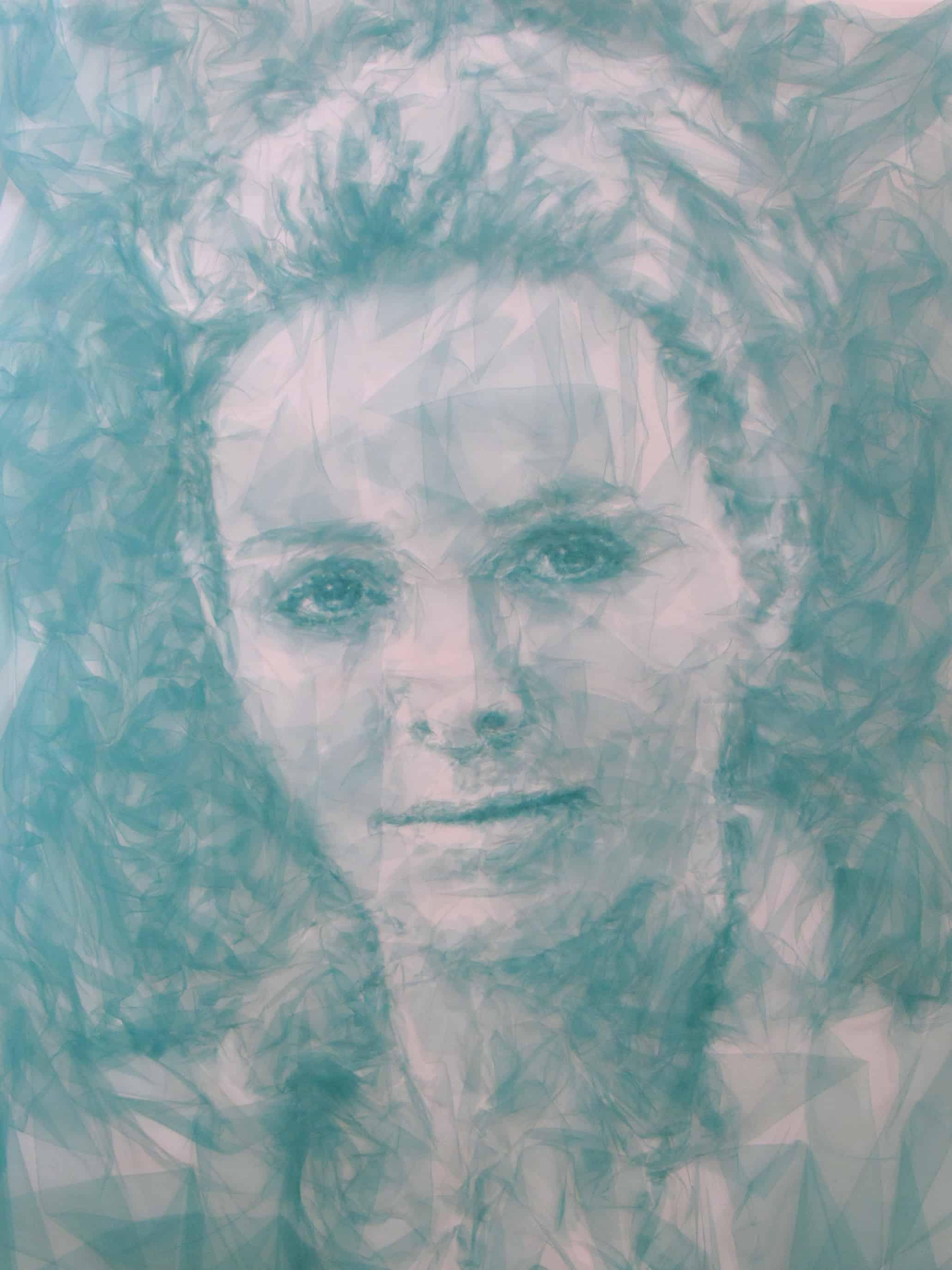 Portraits, by Benjamin Shine